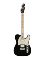 Squier Contemporary Telecaster HH MN Black Metallic