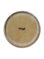 "Stagg BWM-7.5 Head - 7.5"" Natural Bongo Head"