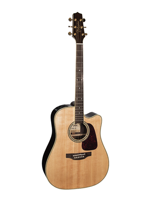 Takamine PS5DC Pro Selected Italia Natural