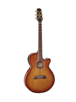 Takamine TSP138C Thinline Tea Burst