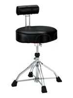 Tama HT741B - Drum Throne with Backrest - Expo