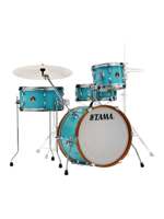 Tama LJK48S-ABQ - Club Jam Basic Kit in Aqua Blue