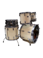 Tama SS505XTDX Swingstar - 5 Pcs Drumset in Aspen White