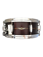 Tama TMS1455S-SDM - Rullante Star in Acero in Satin Dark Mocha - Expo