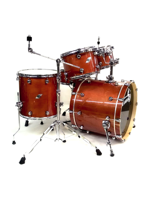 Tamburo FORMULA20LBR - 5-piece Pack Formula Drumset in Light Brown