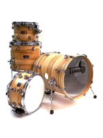 Tamburo HP416OAK - 4-Pcs Drumset
