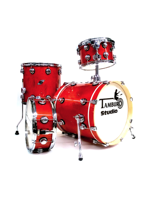 Tamburo STJ1864CG - Set Di Batteria Studio 4 Pezzi In Cherry Gloss