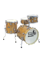 Tamburo STJ1864SN - Set Di Batteria Studio 4 Pezzi In Satin Natural