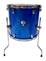 Tamburo T5FT14BLSK - Floor Tom T5 In Blue Sparkle
