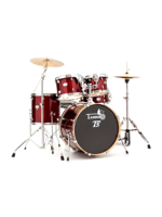Tamburo T5M22RSSK - T5 Drumset In Red Sparkle