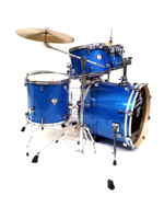 Tamburo T5P20BLSK - T5 Drumset in Blue Sparkle