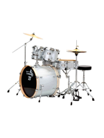 Tamburo T5P20SLSK - T5 Drumset in Silver Sparkle