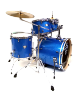 Tamburo T5S18BLSK - Batteria T5 in Blue Sparkle