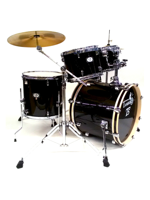 Tamburo T5S18BSSK - T5 Drumset in Black Sparkle