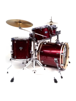 Tamburo T5S18RSSK - T5 Drumset in Red Sparkle