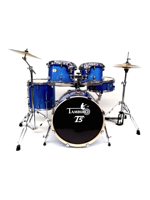 Tamburo T5S22BLSK - T5 Drumset in Blue Sparkle