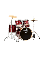 Tamburo T5S22RSSK - T5 Drumset in Red Sparkle