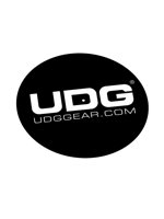 Udg U9931 Slipmat Set Black / White
