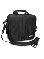 Udg UL9470BL/OR CourierBag Deluxe  Black/Orange Inside
