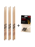 Vic Firth Pack 3 SD1 + 1 UPT