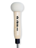 Vic Firth VKB5 - Felt Beater Wood Shaft