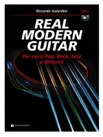Volonte Real Modern Guitar + CD