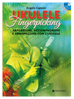 Volonte Ukulele Fingerpicking