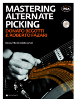 Volonte Mastering Alternate Picking + CD