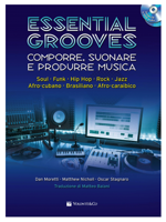 Volonte Essential Groover CD-DVD