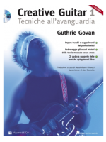 Volonte Creative guitar 1 tecniche all'avanguardia