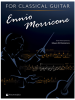 Volonte Morrico for classic guitar