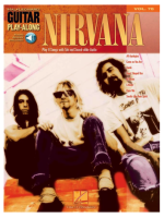 Volonte Nirvana Guitar Play Along Vol.78