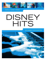 Volonte Really Easy Piano Disney Hits