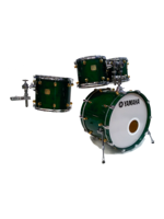 Yamaha Maple Custom - Set di Batteria 4 Pezzi in Turquoise Maple