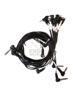 Yamaha ZZ36560 - 9 Pieces Jack Cables For DTX402/DTX400 Series