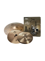 Zildjian Set di Piatti A Series City Pack